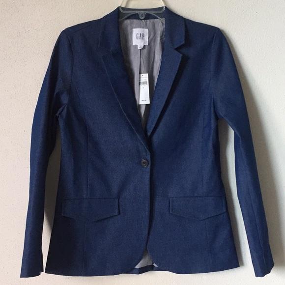 GAP Jackets & Blazers - Gap Denim Blazer